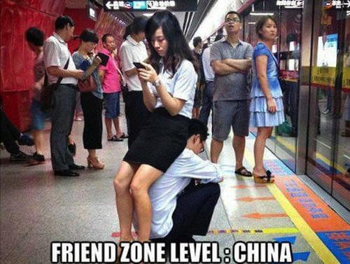 How do i get out of the friend zone