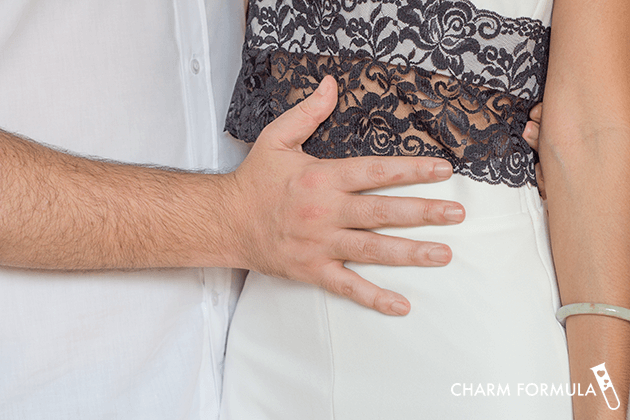 Art of Touch – How to Touch a Woman | Charm Formula